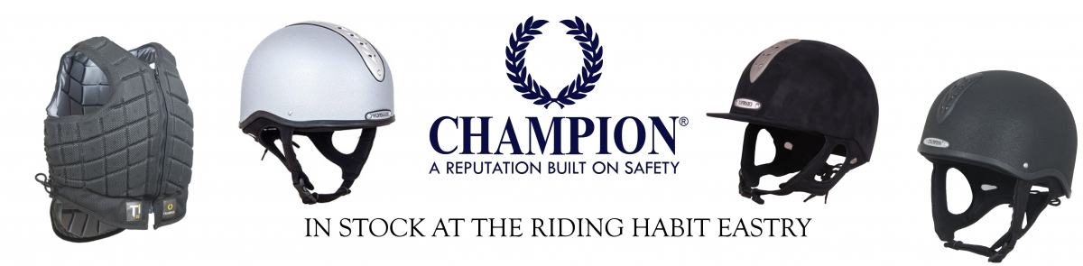 Champion Hats & Body Protectors