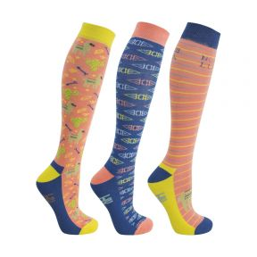 HyFashion Llama Socks Pack of 3