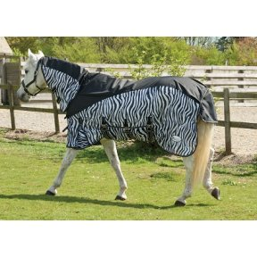 Rhinegold Masai Combo Turnout/Fly Rug