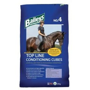 Baileys No4 Top Line Conditioning Cubes