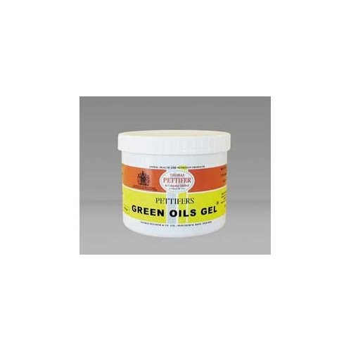 Petifers Green Oil Gel