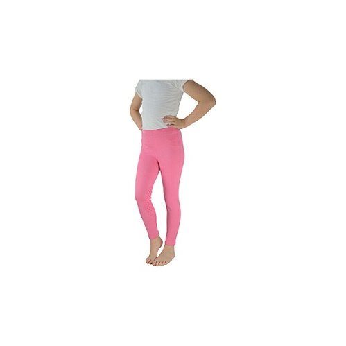 HyPERFORMANCE Georgia Silicone Knee Children's Riding Tights