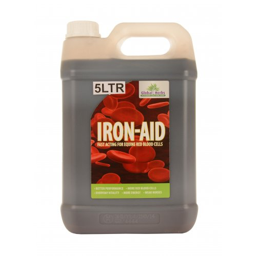 Global Herbs Iron Aid