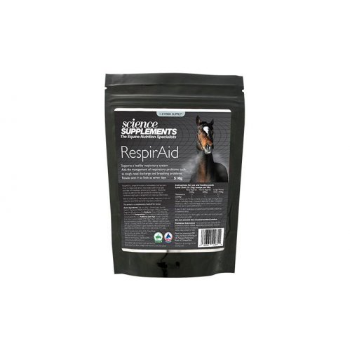 Science Supplement RespirAid Pouch 510g