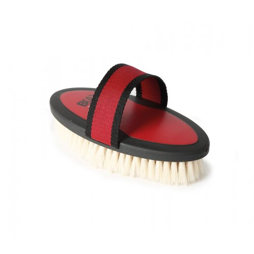 Bridleway Spotless Body Brush with Goat Hair