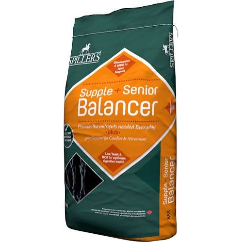 Spillers Supple +  Senior Balancer