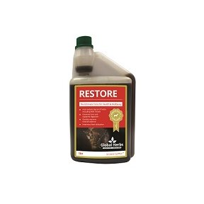 Global Herbs Restore Liquid