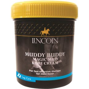 Lincoln Muddy Buddy Mudkure Cream