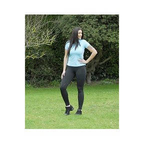 Rhinegold Silicone Knee Performance Riding Tights
