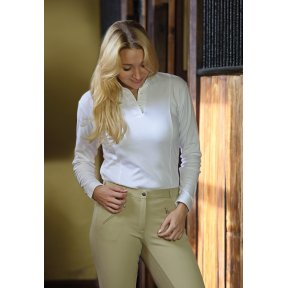 Shires Ladies Long Sleeve Hunt/Show Shirt