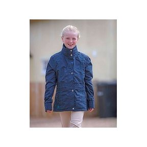 Mark Todd Kids Waterproof Padded Jacket