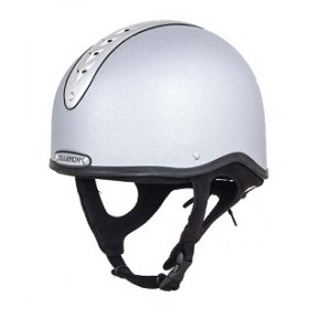 Champion Revolve X Air Junior Jockey Skull with MIPS