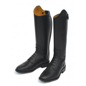 Berlin Junior Leather Riding Boot