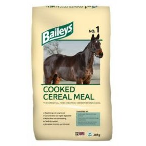 Baileys No1 Cooked Cereal Meal
