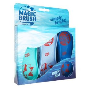 Original Magic Brush Set of 3