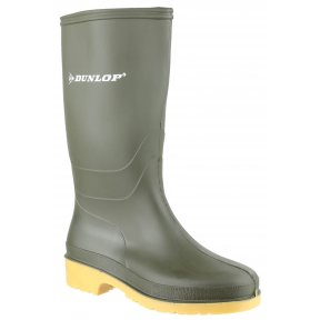 Dunlop Childrens Dulls Wellington boots