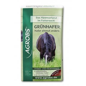 Agrobs Grunhafer (Green Oats)