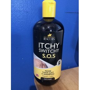 Lincoln Itchy Switchy S.O.S Shampoo