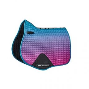 Weatherbeeta Ombre Midnight Aurora GP Saddlepad