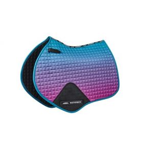 Weatherbeeta Midnight Aurora Jump Saddlepad