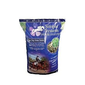 Blue Bag Grass Pellets 20kg
