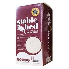 Stable Bed Quality Wood Shavings