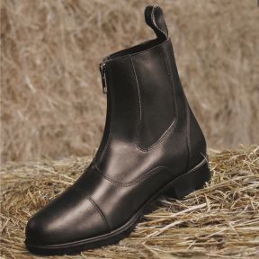 Mark Todd Toddy Zip Junior Jodphur Boot