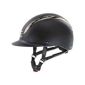 Uvex Suxxeed Black Matt Riding Hat