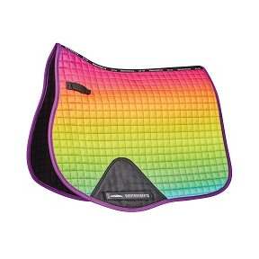 Weatherbeeta Ombre Rainbow Dreams GP Saddlepad