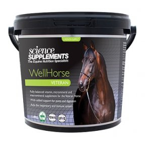 Science Supplement Well Horse Veteran