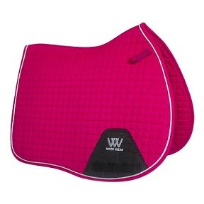 Woof Wear General Purpose Saddle Cloth Colour Fusion